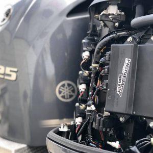 Yamaha F200-F250 (3.3l) ecu-ohjelmointi
