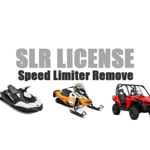 Speed limiter remove